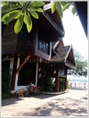 ID: 1153 - Lao style house by the Mekong