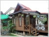 Small cute Lao villa house in Mekong Community