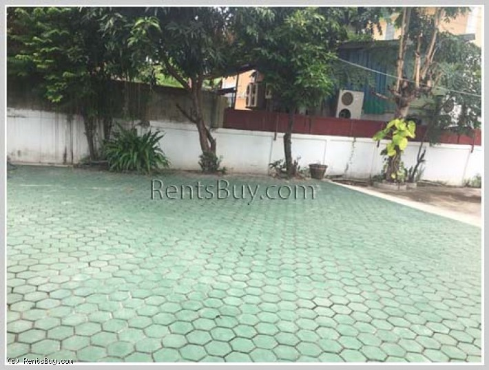 ID: 2621 - Nice house by pave road near Itecc shopping center