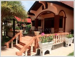 ID: 3089 - The house near Sengphachanh hotel for rent in Saysettha district