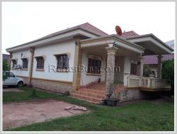 ID: 3615 - Pleasing house with fully furnished and large garden for rent