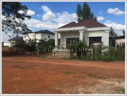 ID: 3935 - Low cost villa near National University of Laos for sale