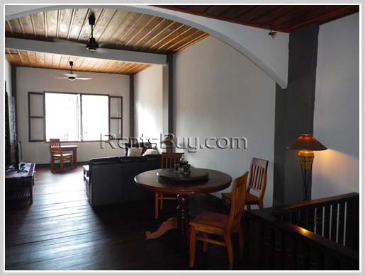 Small villa for business in city of Luangprabang