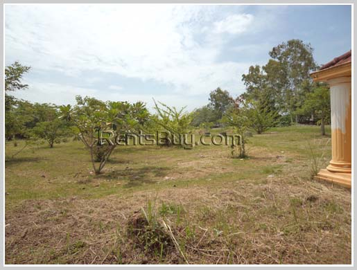 Commercial Land by main road for lease