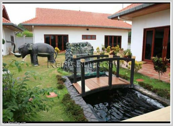 ID: 4321 - Swimming Pool Villa for rent near New French School Campus