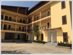 ID: 3971 - Low rate apartment near Lao American College for rent in Saysettha district
