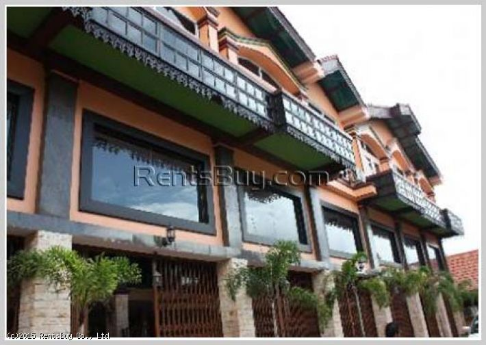 ID: 2732 Apartment for rent with fully furnished near Park view Hotel