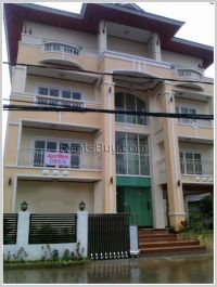 ID: 2853 - New service apartment for rent by pave road near VIS