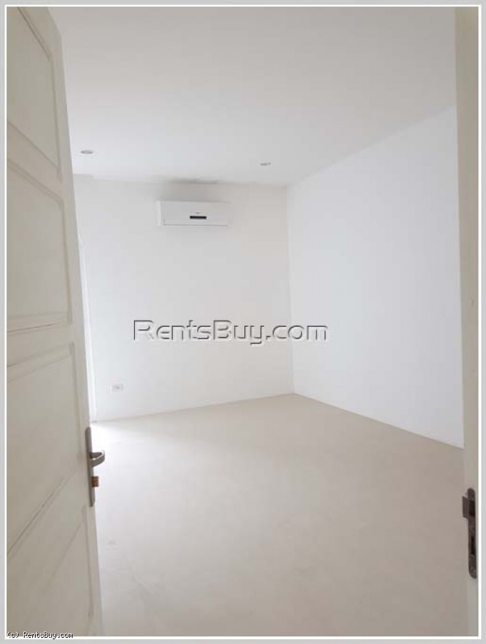 ID: 4072 - The new apartment and shop house or commercial building with fully furnished for rent in