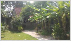 ID: 4206 - Nice bungalow for rent next to Lycée Français Josué Hoffet on km 3 in Ban Buengkayong