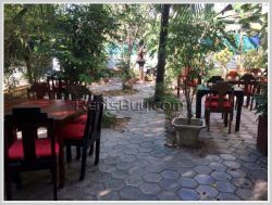 ID: 3555 - Nice Place for Restaurant Business near Mekong River in city center for rent