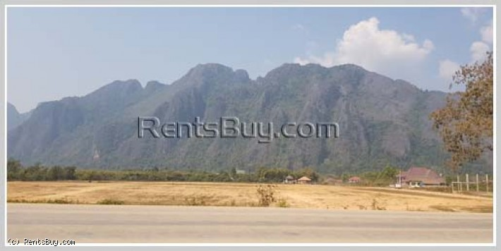 ID: 3954 - Commercial guesthouse near Train Station for rent in VangVieng