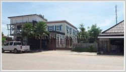 ID: 3995 - The nice business next to main road with fully furnished for sale in Hatxayfong District