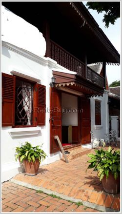 ID: 3764 - Nice Hotel for sale near Mekong River in Luangprabang Province