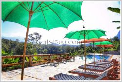 ID: 4267 - Beautiful Hotel and Bungalow near Nam Khan River for sale in Luangprabang Province