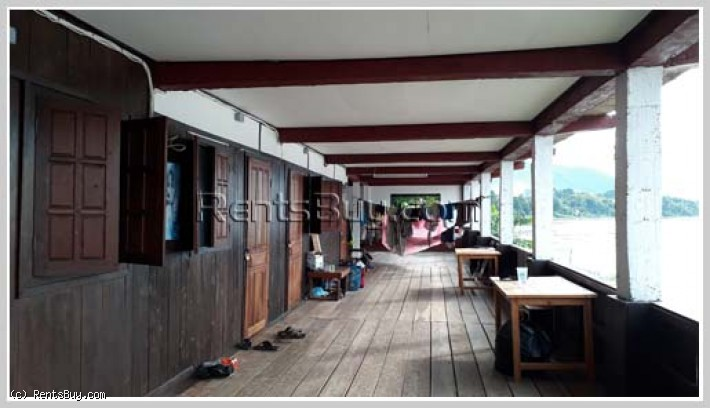 ID: 3765 - Nice Restaurant near Mekong River in Luangprabang for sale