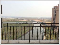 ID: 3980 - International Standard Condo near Lao ITIEC for rent in Lake Thatluang