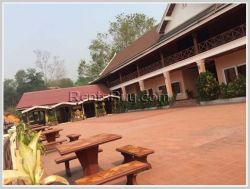ID: 3912 - The Hotel by Mekong River for rent & sale in Ban Pakbang, Oudomsay Province