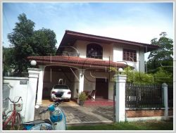 ID: 2906 - Nice house by good access in town near Dondeng Inter golf for rent