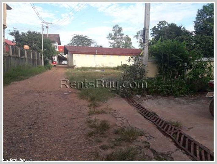 ID: 15 - Affordable house near National University of Laos for rent