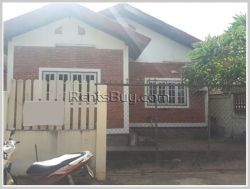 ID: 3454 - Beautiful house for rent in Phontong village