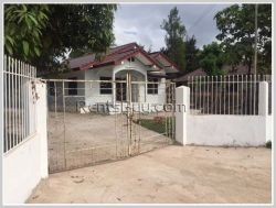 ID: 3520 - Pretty house with fully furnished for rent near Mittaphab Hospital