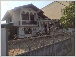 ID: 251 - Convenient house near main road for rent