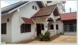 ID: 3657 - Pretty house in National Circus Zone and near main road for rent