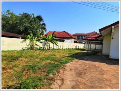 ID: 4306 - Affordable villa for rent near Nongtha Paradise Land Project