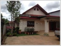 New villa house with fully furnished for rent