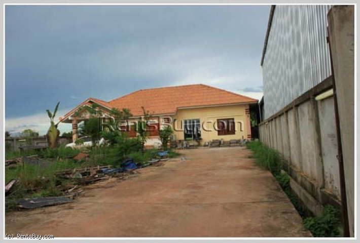 ID: 3782 - Affordable villa with fully furnished and large parking space for rent