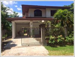 ID: 3780 - Pretty house in town near Dondeng Inter Golf for rent
