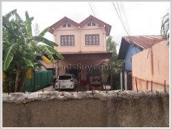 ID: 1357 - Nice house near Phontong Chommany Market for rent