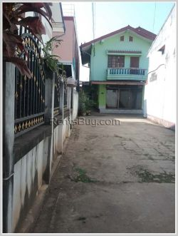 ID: 2871 - Nice house in town near Thongkankham market for rent