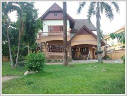 ID: 3965 - Modern house near Nongnieng market and fully furnished for rent