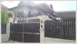 ID: 3783 - Modern house located in Xangpheuk Wedding Conventional Hall for rent