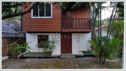 ID: 3831 - Nice house for rent near Phontong Chommany market