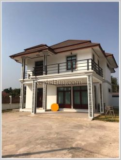 ID: 3507 - Modern house for rent with fully furnished near Lao Tobacco Limited