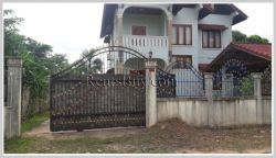 ID: 3689 - Brand house near Mekong River by good access for rent