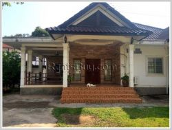 ID: 3314 - Nice villa near Crowne Plaza with fully furnished for rent in Sikhottabong district