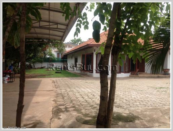 ID: 3445 - Nice house with fully furnished for rent near Eastern Star Bilingual School.