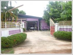 ID: 3310 - Nice villa with fully furnished near Thatluang Temple