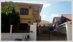 ID: 3532 - Nice house near Joma 2 (Phonthan) by pave road for rent