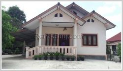 ID: 282 - Cozy villa near Joma Phontan with fully furnished for rent