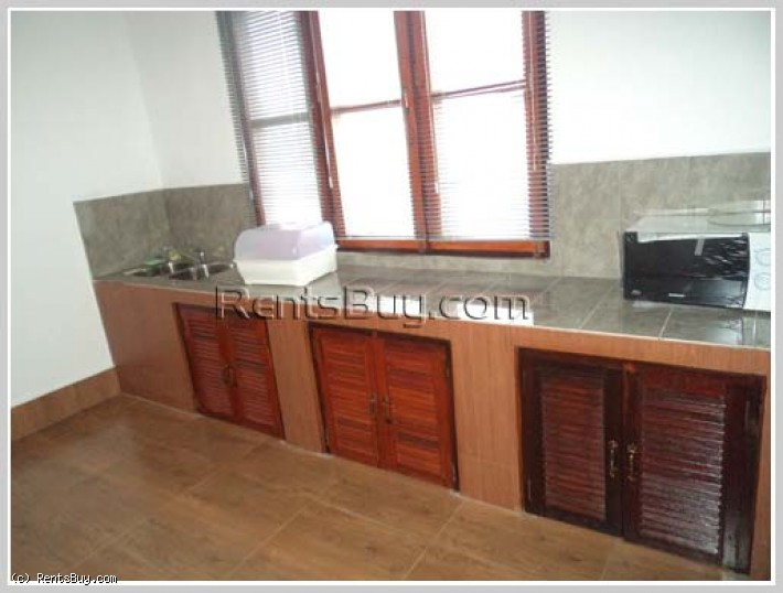 ID: 2874 - New house with fully furnished in town by good access