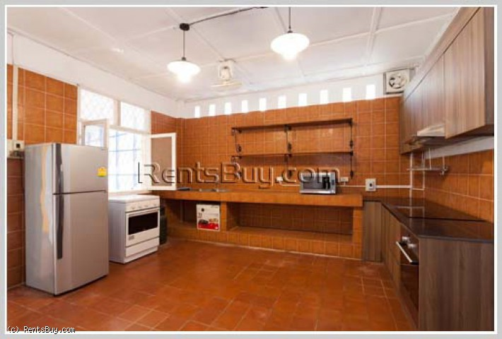 ID: 4344 - Adorable house with large garden for rent close to Japanese Embassy