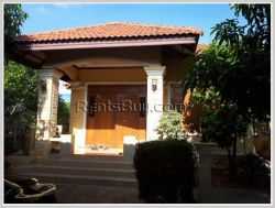 ID: 3798 - Nice villa house near Nonkhor Market for sale