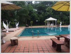 ID: 3719 - Pretty house with swimming pool and Tennis court for rent