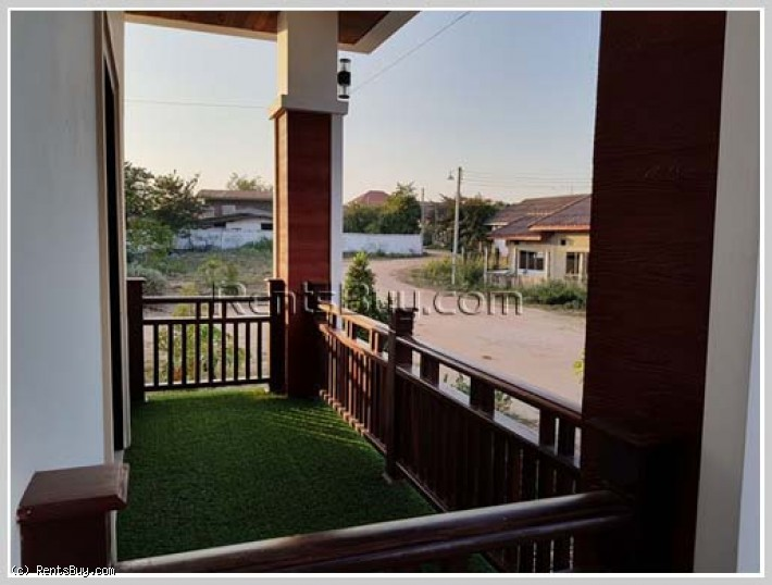 ID: 3964 - New villa with fully furnished for rent in Ban Siengda