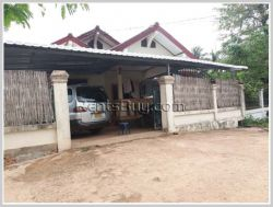 ID: 2179 - Villa for rent 1km from Lao ITECC